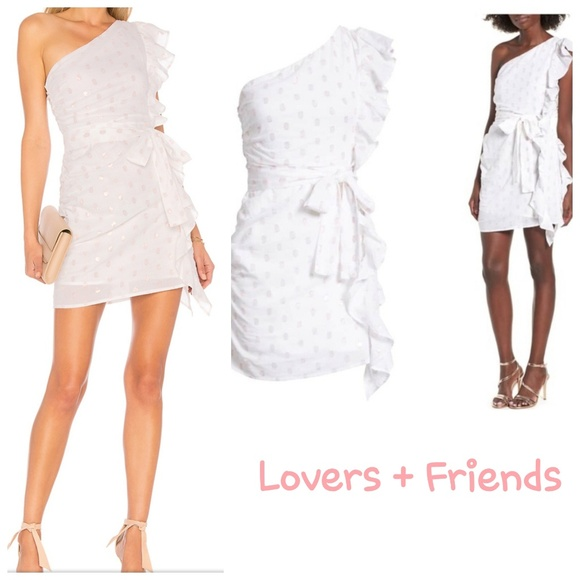 Lovers + Friends Dresses & Skirts - Whitney Mini Dress